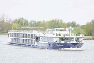Avalon Waterways will be launching three more all-suite ships in the spring.