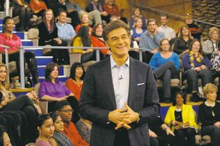 OZ MEDIADr. Mehmet Oz, who has a huge following in North America, is under fire for claims made on his popular TV show.