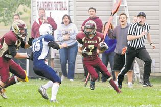 The Manitoba Football Officials Association is hoping to recruit extra officials for the upcoming season.