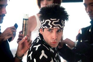 Derek Zoolander (Ben Stiller) will be showing off his Blue Steel pose downtown next month at a pop-up drive-in.