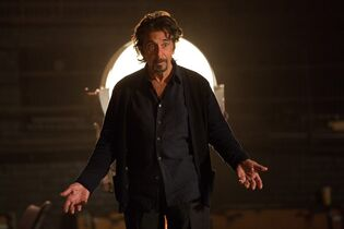 This photo provided by courtesy of Alchemy shows Al Pacino as Simon Axler in the film,