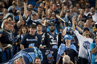 The CFL needs a team in Toronto for business reasons if nothing else. It would be a bonus if the Argos could develop a larger base of passionate fans.
