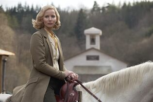 In this image released by Magnolia Pictures, Jennifer Lawrence appears in a scene from