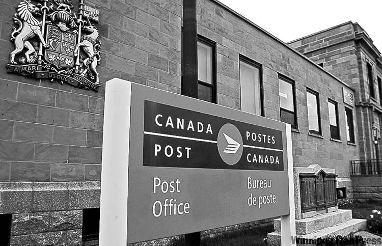 Andrew Vaughan / THE CANADIAN PRESS The Canadian Union of Postal Workers could go on strike with 72 hours' notice.