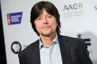 FILE - In this Tuesday, March 24, 2015, file photo, executive producer Ken Burns attends a preview screening of