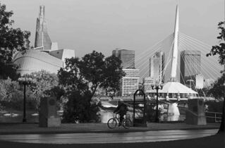 Winnipeg's five-year population growth rate tops those of bigger cities.