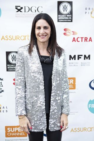 Rachel Rusen Margolis, Acting CEO of Manitoba Film & Music. (David Spowart photo)