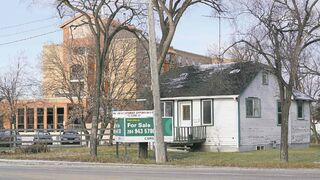 Nov. 26, 2014 - The proposed redevelopment at 1023 Wilkes Ave. will move forward following a consultation by the developer with residents at Villa Nova independent living centre and other community stakeholders.. (DANIELLE DA SILVA/CANSTAR/SOUWESTER)