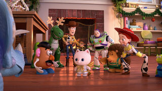 TOY STORY THAT TIME FORGOT -