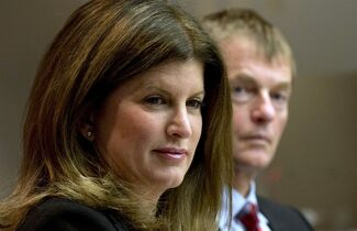 Health Minister Rona Ambrose (left) and Chief Public Health Officer Dr. Gregory Taylor are pictured during a news conference to update on current actions on the Ebola outbreak Monday October 20, 2014 in Ottawa. THE CANADIAN PRESS/Adrian Wyld