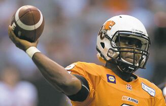 The Lions will have Kevin Glenn back at the helm after a season-ending injury to No. 1 quarterback Travis Lulay.