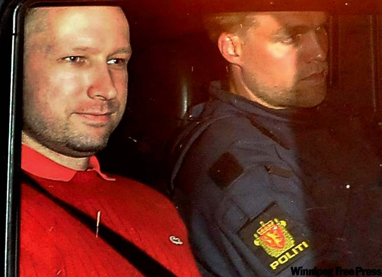 JON-Are Berg-Jacobsen / THE ASSOCIATED PRESS