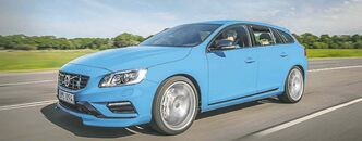 Jay Leno has dubbed the new 350-horsepower Volvo V60 Polestar as the ultimate sleeper car.
