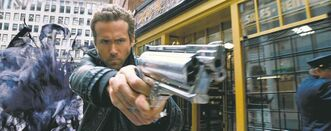 Look out behind you: Ryan Reynolds shoots the wrong way in this summer action retread.
