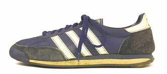 Adidas Orion worn by Terry Fox, 1980.