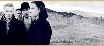 U2's The Joshua Tree