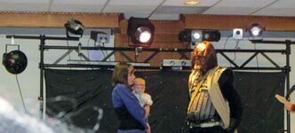 There's no shortage of excitement at Keycon. At the convention in 2010, a man proposed to a woman in Klingon.