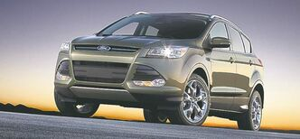 It's the fourth recall in four months for the all-new Ford Escape.