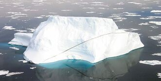 Photo courtesy of Canadian Ice Service