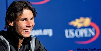 Achy knees and Roger Federer have kept Rafael Nadal from a U.S. Open title. This year, however, he says he feels perfect and he has past victories over Federer to give him confidence.