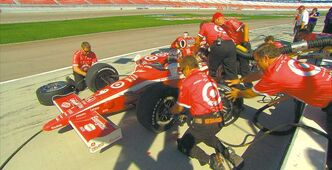 Sunday's Nerve Center features behind-the-scenes footage from an Indy car race in Las Vegas.
