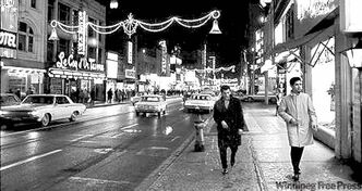 Yonge Street during those seminal years.