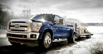 Despite a few shortcomings, the F350 is an excellent choice for long-distance towing and heavy hauling.