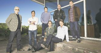 In Our Nature, Blue Rodeo's 13th studio album,  was released in October.  The band  is on a national tour that  stops here on Thursday night.