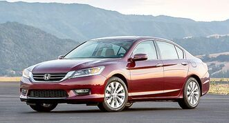 Once the industry's benchmark, the new Accord could alter the growing perception that Honda has lost its way.