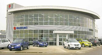 Winnipeg Suzuki will be renamed Walt Morris Automotive Pre-Owned Supercentre.