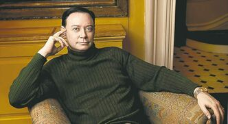 Andrew Solomon  illustrates how the nut often does fall far from the tree.