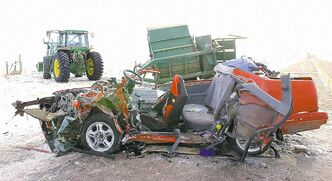 More than 150 people have died in collisions between motor vehicles and farm equipment since the early 1990s.