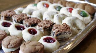 Do you have a favourite holiday cookie? Send us the recipe and it could be featured in our '12 Days of Cookies' section.