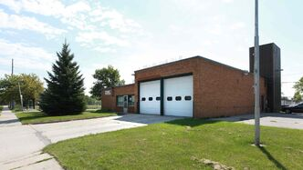 The former Fire Hall No. 12 on Grosvenor Avenue has been sold to the Rady Jewish community centre.