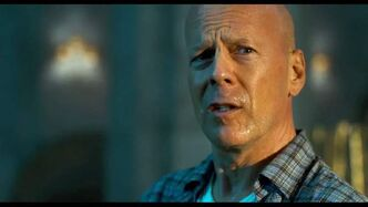 Bruce Willis stars in the latest Die Hard instalment.
