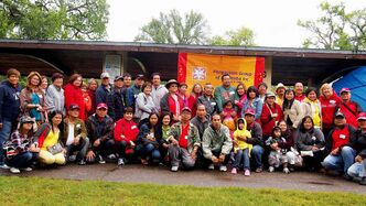 The Pangasinan Group of Manitoba held its annual summer picnic in Kildonan Park on July 13.