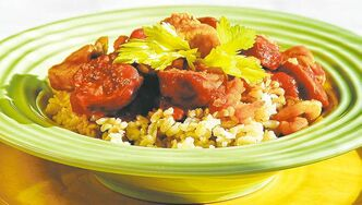 Big Easy jambalaya