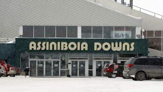 The Manitoba Jockey Club believes the province is trying to force it to sell the Downs to the Ex.