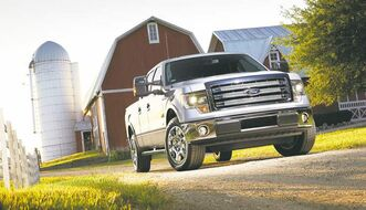 Ford introduced a turbocharged six-cylinder version of its hefty F-Series truck two years ago.