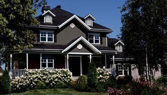 Nature-Tech KWP is an engineered wood siding product manufactured by Winnipeg's Kaycan.