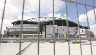 The view of Investors Group Field for most of 2012: The Bombers WILL play there in 2013. Really.