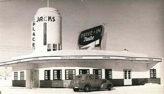 The 4D's previous incarnation as Jack's Place.