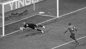 American keeper Tim Howard will be remembered for his brilliant 16 saves against Belgium, but it will be the two he didn't make he'll never forget.