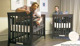 Jonathan (left) and Drew Scott help turn fixer-uppers into people's dream homes.