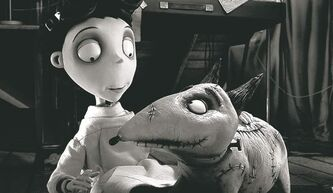 Tim Burton's Frankenweenie has a premise squarely in its director's comfort zone: children playing with dead things.