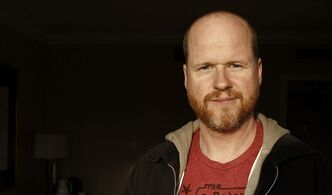 "FILE - This May 4, 2012 file photo shows writer and director, Joss Whedon, from the film ""The Avengers,"" posing for a portrait in Beverly Hills, Calif. Whedon said Sunday, July 21, 2013 at Comic-Con International that the storylines of Buffy and his other Vampire Slayer title Angel & Faith will intertwine in interesting ways when Season 10 begins its published run. (AP Photo/Matt Sayles, File)"