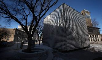 The Cube has not functioned properly since it was built in 2010, Timmerman says.