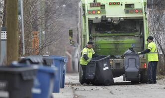 An administrative report found that Emterra missed garbage collection over 16,000 times in 2013 across Winnipeg and there were more than 15,000 missed recycling pick-ups.
