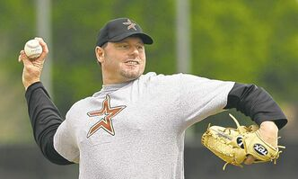 Roger Clemens is expected to start for the Sugar Land Skeeters Saturday.