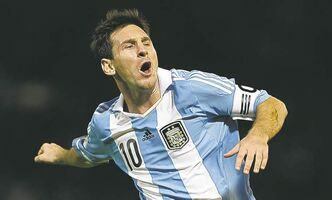 Canadian fans would love to see their team playing Argentina and Lionel Messi.